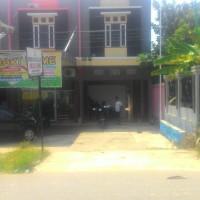 BNI Palembang melelang Sebidang Tanah dan Bangunan Ruko luas tanah 134 m2 SHM No. 2247, Buluran Kenali, Telanaipura Jambi