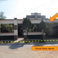 PT BANK MANDIRI: tanah & bangunan SHM No. 4737 luas 278 m2 & SHM No. 4747 luas 1.518 m2 di Desa Kedungdowo, Kec. Kaliwungu,Kab. Kudu