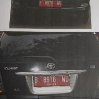 DITJEN POLPUM-1 (satu) unit Minibus Toyota Kijang Innova G, Tahun 2007, No. Pol. B 8976 WU Kondisi Rusak Berat