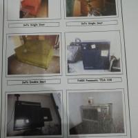 PT. Sarana Multigriya Finansial (Persero)-2 (dua) unit sepeda motor dan 1 (satu) paket inventaris
