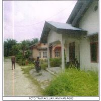 BRI Syariah PKU - tanah seluas 220 M2 dan rumah tinggal SHM 1309 di Kel/Desa Duri, Duri Barat, Kec. Mandau, Kab Bengkalis, Prov Riau