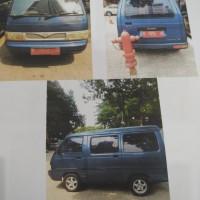 DITJEN INDUSTRI ARGO-Mobil Suzuki Futura ST 150, No. Pol. B 2904 JQ, Tahun 2003, Kondisi Rusak Berat