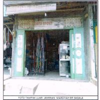 BRI Syariah PKU  tanah seluas 161 M2 berikut ruko SHM No. 1951 di Kel, Bagan Batu. Kec, Bagan Sinembah, Kab Rokan Hilir Propinsi Riau