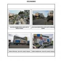 Pailit: Bangunan dijual dalam 1 Paket yaitu: Grand Tarakan Mall & Hotel, Gusher Plaza Lantai 2&3, 18 Unit Unit Ruko di Tarakan