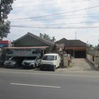 Bank Sahabat Sampurna : T/B luas 469 m2 sesuai SHM No. 521/Padang Bulan Selayang II