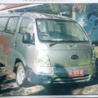 BRPPUPP - 1 (satu) unit Kendaraan Roda Empat, Minibus Merk KIA Travello Tahun 2006.