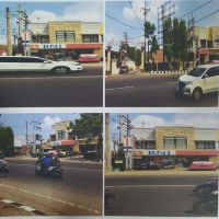 BRI Kawi - Tanah dan bangunan kantor, SHM No. 4459 luas 246 M2 Kel. Mojoroto Kec. Mojoroto Kota Kediri