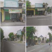 Bank Commonwealth - Tanah & bangunan, SHM No. 243 luas 400 M2 terletak di Kel. Togogan Kec. Srengat Kab. Blitar