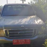 KSOP Muara Sabak Melelang 1 (satu) unit kendaraan Ford Ranger / Picup Double Cabin Nomor Polisi BH 9325 TZ