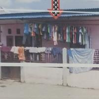 1 bidang tanah luas 58 m2 berikut rumah tinggal di Kelurahan Dobonsolo, Kecamatan Sentani, Kabupaten Jayapura