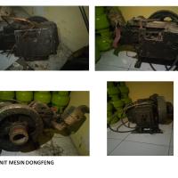 Kejari Sukamara Lot 6 : 1 (satu) unit mesin domfeng 1100