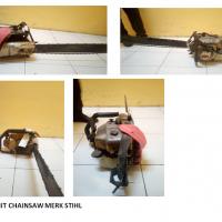 Kejari Sukamara Lot 7 : 1 (satu) unit mesin Chainsaw merk STIHL