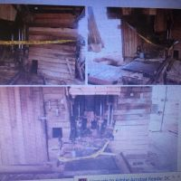 3. Kejari Tanah Laut-3 (tiga) unit mesin penggergaji kayu (Bandsaw), kondisi apa adanya