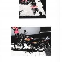 2. BMN PENGADILAN NEGERI NEGARA (03-06) - 1 (satu) unit Motor Honda GLP III Sport Tahun 2005, Nopol DK 3009 W