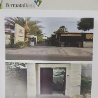 1 bidang tanah seluas 200 m2, sesuai SHM 13404, berikut bangunan di Kab. Badung (Permata)