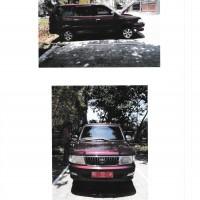 1. BMN PENGADILAN NEGERI NEGARA (03-06) - 1 (satu) unit Mobil Toyota Kijang KF 83 Super Tahun 2003, Nopol DK 70 W