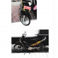 4. BMN PENGADILAN NEGERI NEGARA (05-06) - 1 (satu) unit Motor Honda NF 125 SD Tahun 2006, Nopol DK 2805 W