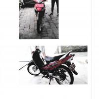 9. BMN PENGADILAN NEGERI NEGARA (05-06) - 1 (satu) unit Motor Honda NF 125 TD Tahun 2009, Nopol DK 2966 W