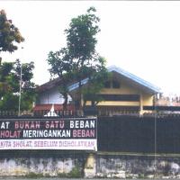 Lelang HT Bank BTN : Tanah/bangunan Luas 517 m2 sesuai SHM No. 266/Suka Maju - Kota Medan