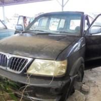 7. 1 (satu) unit mobil merk/type Mitsubishi Kuda Tahun 2003, No.Polisi BD 1376 CY, dijual dalam bentuk scrap (Pemda Kota Bengkulu)