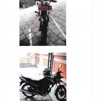 6. BMN PENGADILAN NEGERI NEGARA (05-06) - 1 (satu) unit Motor Honda GL 160 D 160 CC Tahun 2006, Nopol DK 2174 W