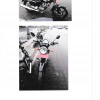 7. BMN PENGADILAN NEGERI NEGARA (05-06) - 1 (satu) unit Motor Honda GL 160 D 160 CC Tahun 2008, Nopol DK 2640 W