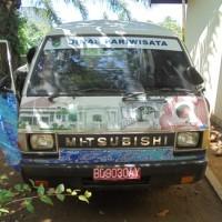9. 1 (satu) unit mobil merk/type Mitsubishi L300 Tahun 2006, No. Polisi BD 9030 AY, surat-surat lengkap (Pemda Kota Bengkulu)