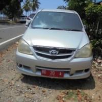1. 1 (satu) unit mobil merk/type toyota Avanza 1300 G Tahun 2009, No.Polisi BD 20 A surat-surat lengkap (Pemda Kota Bengkulu)