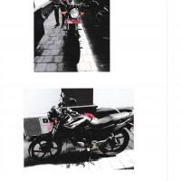 8. BMN PENGADILAN NEGERI NEGARA (05-06) - 1 (satu) unit Motor Honda GL 160 D 160 CC Tahun 2008, Nopol DK 2641 W