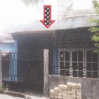 1 bidang tanah luas 108 m2 berikut rumah tinggal di Kelurahan Asano, Kecamatan Abepura, Kota Jayapura