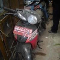 17. 1 (satu) unit motor merk Honda NF Tahun 2006, No. Polisi BD 4040 AY, tidak ada STNK (Pemda Kota Bengkulu)