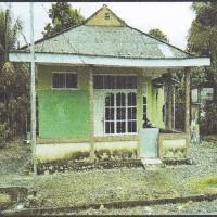 1 bidang tanah luas 616 m2 berikut rumah tinggal di Kelurahan Timika Jaya, Distrik Mimika Baru, Kabupaten Mimika