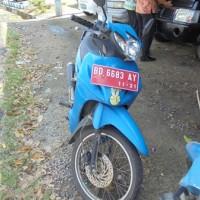 19. 1 (satu) unit motor merk Honda NF Tahun 2011, No. Polisi BD 6683 AY, surat-surat lengkap (Pemda Kota Bengkulu)
