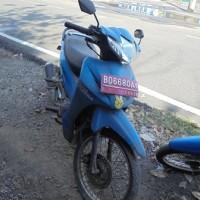 18. 1 (satu) unit motor merk Honda NF Tahun 2011, No. Polisi BD 6680 AY, surat-surat lengkap (Pemda Kota Bengkulu)