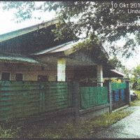 1 bidang tanah luas 331 m2 berikut rumah tinggal di Kelurahan Timika Jaya, Distrik Mimika Baru, Kabupaten Mimika