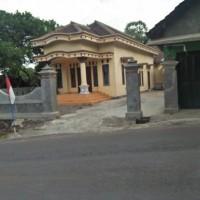 Tanah & Bangunan SHM No.1381, luas 1.043 m2, di Ds/Kel. Mlancu, Kec. Kandangan, Kab. Kediri.