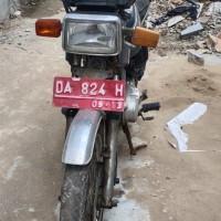 3. Kantah Tabalong - 1 (satu) unit sepeda motor Honda GL 100, warna hitam, tahun 1992, nomor polisi : DA 824 H
