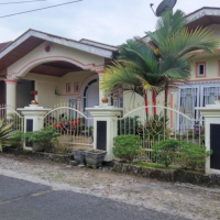 [BRILbk] 1c. Sebidang tanah seluas 209 m2 dan bangunan berikut turutannya  SHM No. 37, di Nagari Tanjung Beringin , Kecamatan Lubuk Sikaping