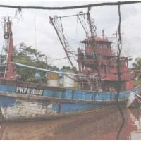 Kejari Pontianak 4: 1 (satu) unit kapal KM PKFB 1098