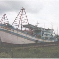 Kejari Pontianak 3: 1 (satu) unit kapal KM BV 97789 TS