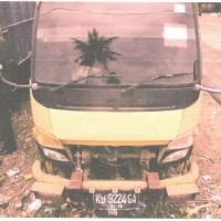 Kejari Ketapang 10: 1 (satu) unit truk Mitsubishi