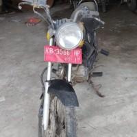 BPTP.14: Honda GL PRO III, KB 3566 HP, Tahun 2002