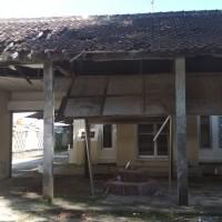 Balai Taman Nasional Gunung Merapi: 1 (satu) paket Bangunan Garasi pool permanen
