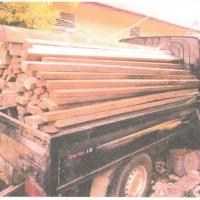 Kejari Ketapang 14: 1 (satu) paket kayu olahan