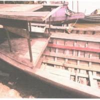 Kejari Ketapang 15: 1 (satu) unit Kapal Motor Air dan kayu olahan