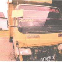 Kejari Ketapang 11: 1 (satu) unit truk Mitsubishi