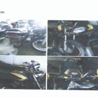 BPTP.17: Honda GL PRO III, KB 3897 HN, Tahun 2002
