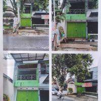 BRI Martadinata - Tanah & bangunan SHM No. 4558 luas 93 M2 terletak di Kel. Madyopuro Kec. Kedungkandang Kota Malang