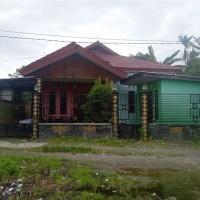 1 bidang tanah luas 266 m2 berikut rumah tinggal berlokasi Kabupaten Mimika dilelang oleh KSP Sahabat Mitra Sejati