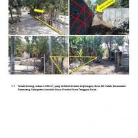 Kurator PT. Tucan Pumco Services Indonesia (Dalam Pailit): 1 bidang tanah luas 600 m2 berikut bangunan,SHM, Perumahan Bukit Cirendeu,Tangsel